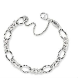 Brand new James Avery Charm Bracelet